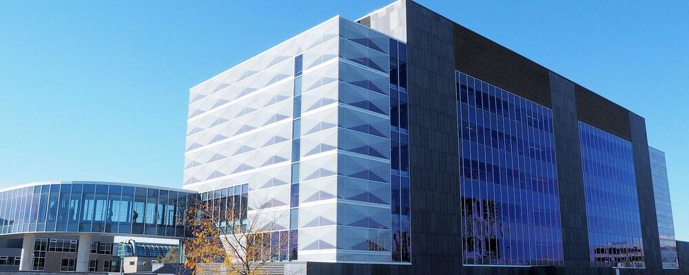 Spring 2021 image of Engineering building