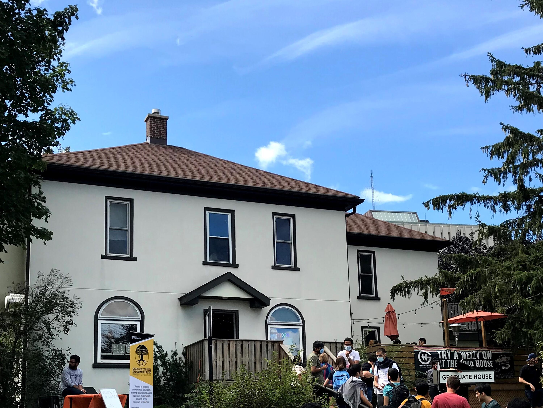 The Grad House