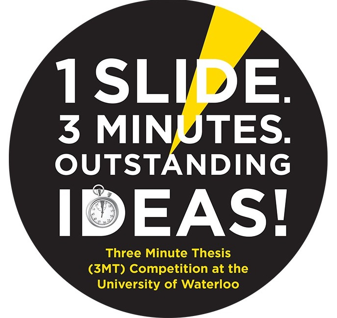 1 slide. 3 minutes. Outstanding ideas!