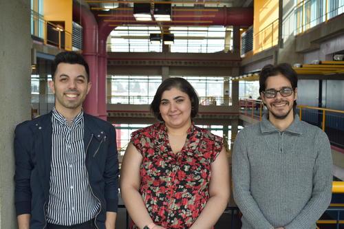 3 university of waterloo graduate students