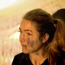 Anna Murynka, head shot