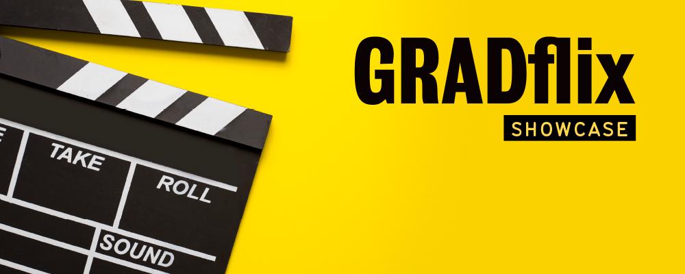 GRADflix logo