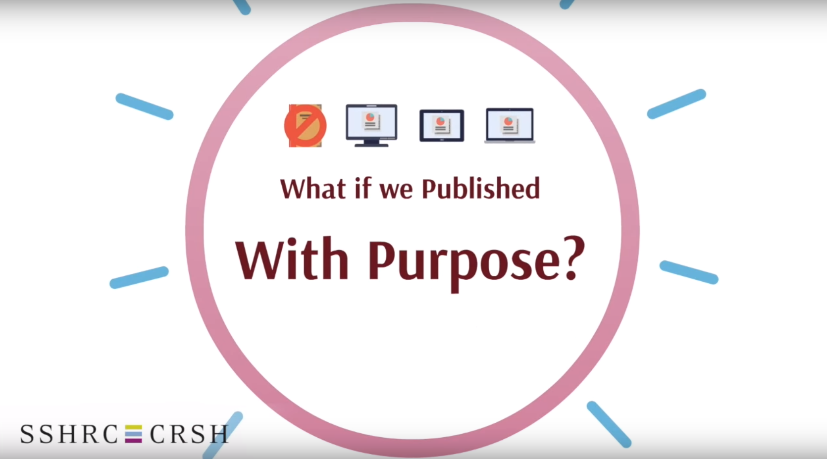 Publishing with purpose