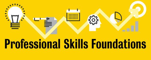 Professional skills development logo