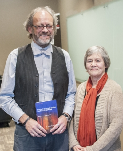 Paul Doerksen and Margaret Loewen Reimer
