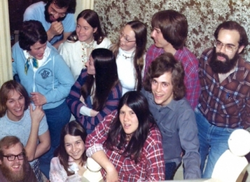 Alumni photo from the 70's