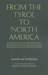 From the Tyrol to North America book cover