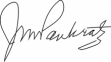 Jim Pankratz signature.