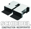 Schiedel Construction Incorperated logo