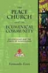 Ecclesiology and the Ethics of Nonviolence cover