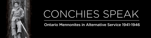 Conchies Speak Exhibit