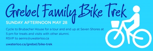 Grebel Family Bike Trip 2017 banner
