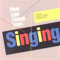 How can I keep from Singing CD cover