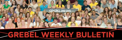 Grebel Weekly Bulletin