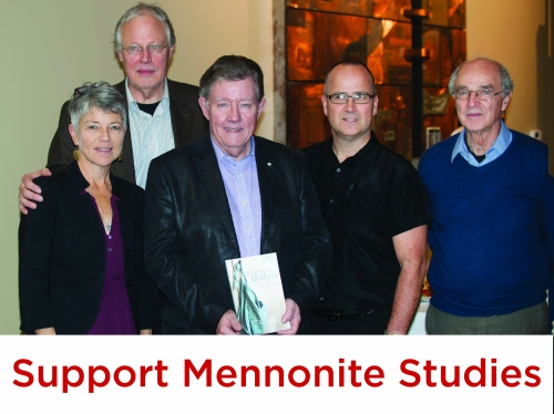 Mennonite Authors