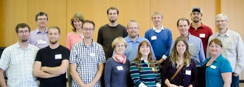 Theological Studies Students