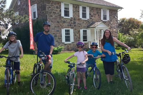 May 28, 2017 bike trek