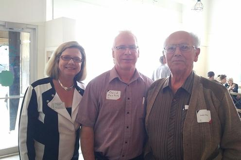 Walter Klaassen reception in Saskatoon, July 7-8 2016