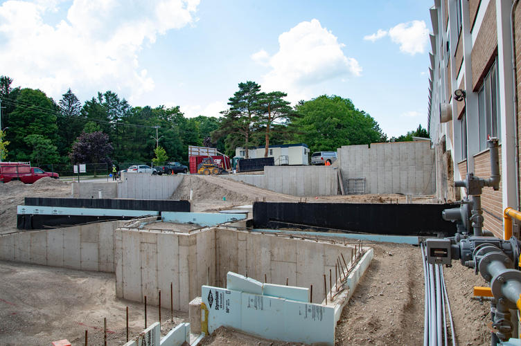construction update July 2019