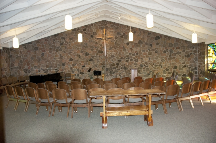 Grebel chapel