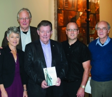Mennonite's Book Launch