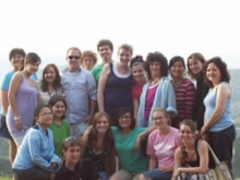 17 Grebel students in Durban, South Africa