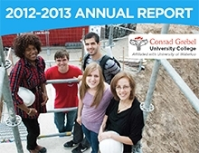 2012-13 Grebel Annual Report