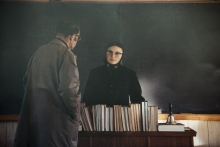 Mennonite teacher