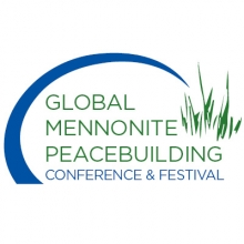 Global Mennonite Peacebuilding Conference and Festival logo