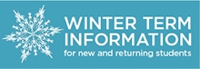 Winter Term Information