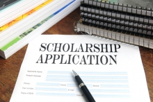 Scholarship Application Picture