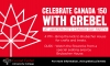Celebrate Canada 150 with Grebel
