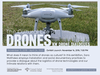 The Cultural life of Drones invitation