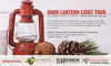 doon lantern light alumni tour invitation