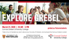 Invitation to explore Grebel at this years March Break Open House