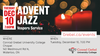 Jazz vespers invitation