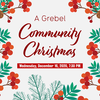 A grebel Community Christmas