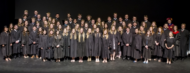 Grebel graduating class of 2015