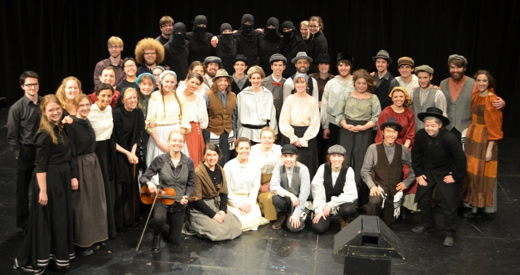 2015 Grebel musical cast
