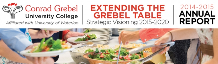 Grebel Annual Report 2014-15