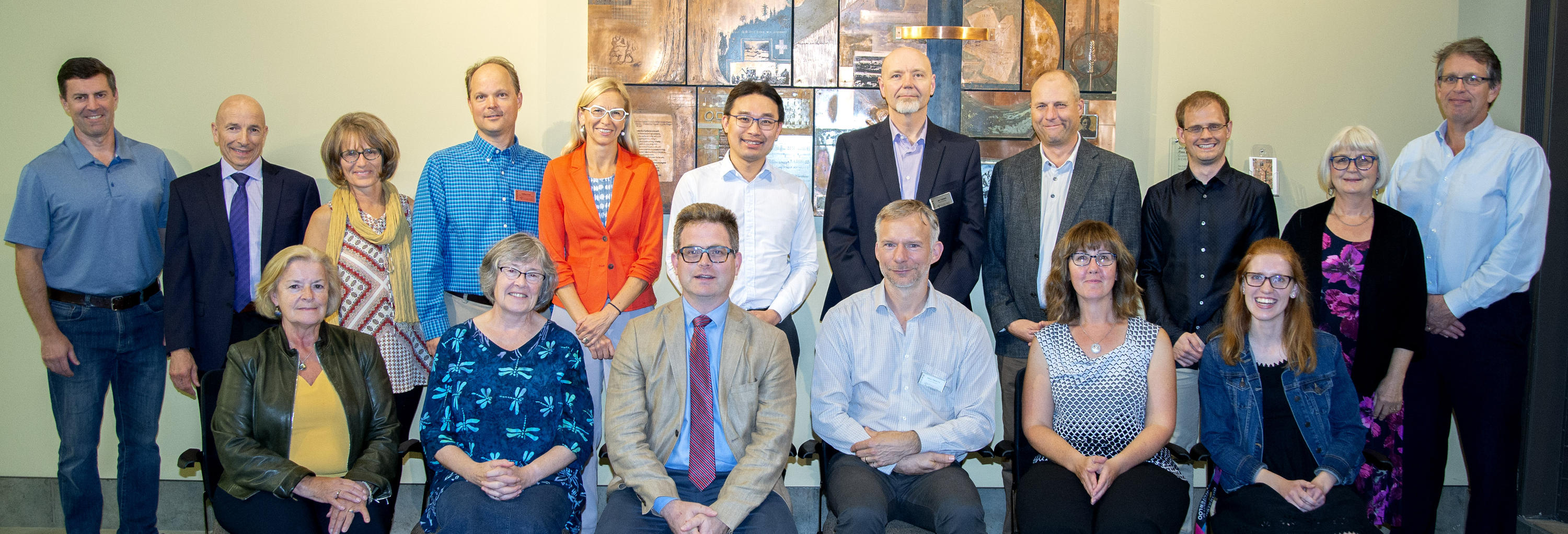 2019-20 Grebel Board of Governors