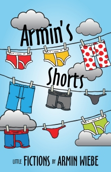 Armin's Shorts book cover