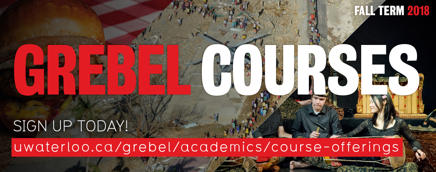 Grebel Courses