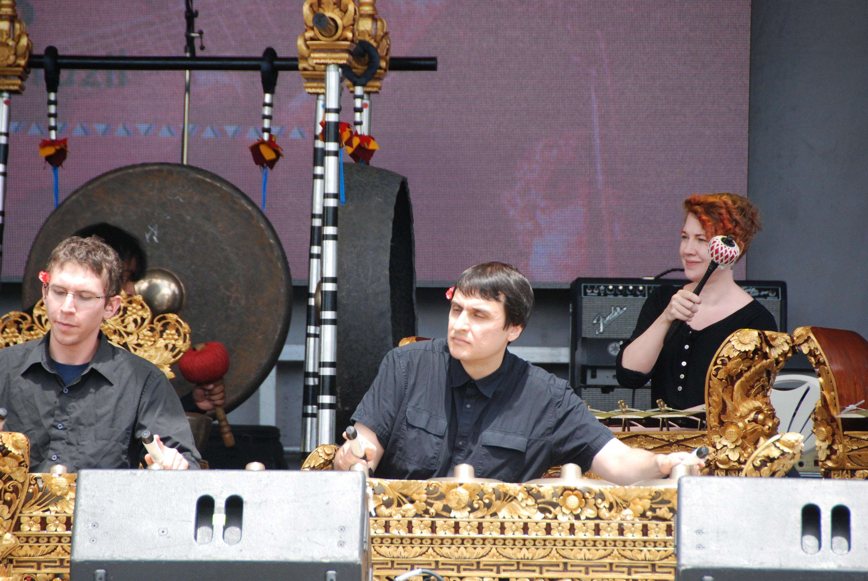 Balinese Gamelan Ensemble