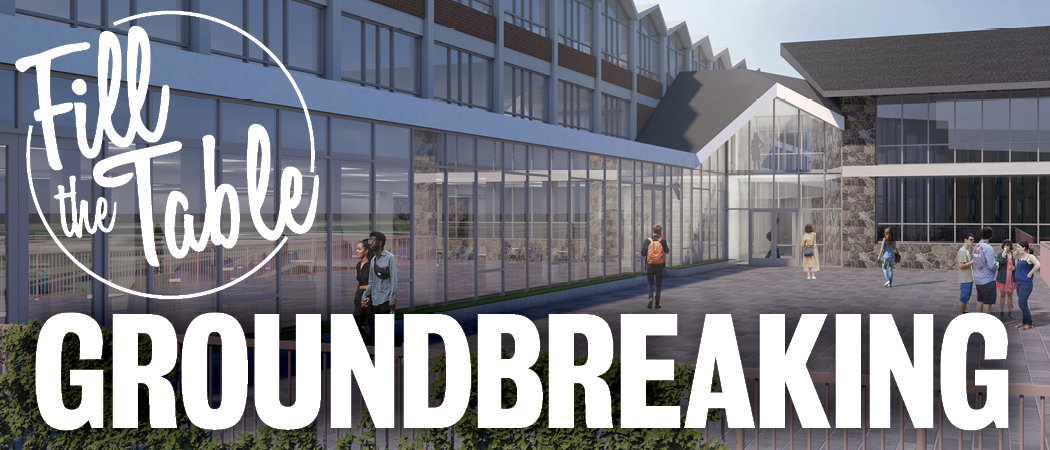 Groundbreaking for Grebel's Kitchen and Dining Room Expansion