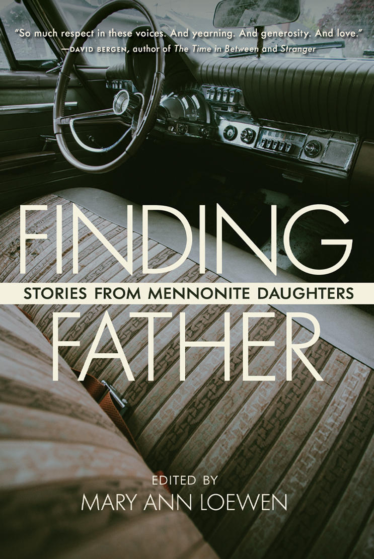 Finding Father book cover