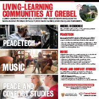 Living Learning communities poster thumbnail 2019