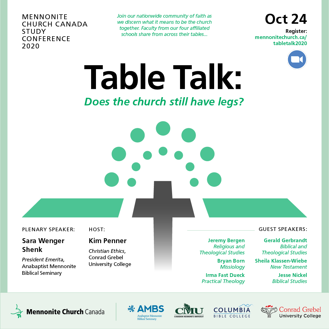 Table talk invitation