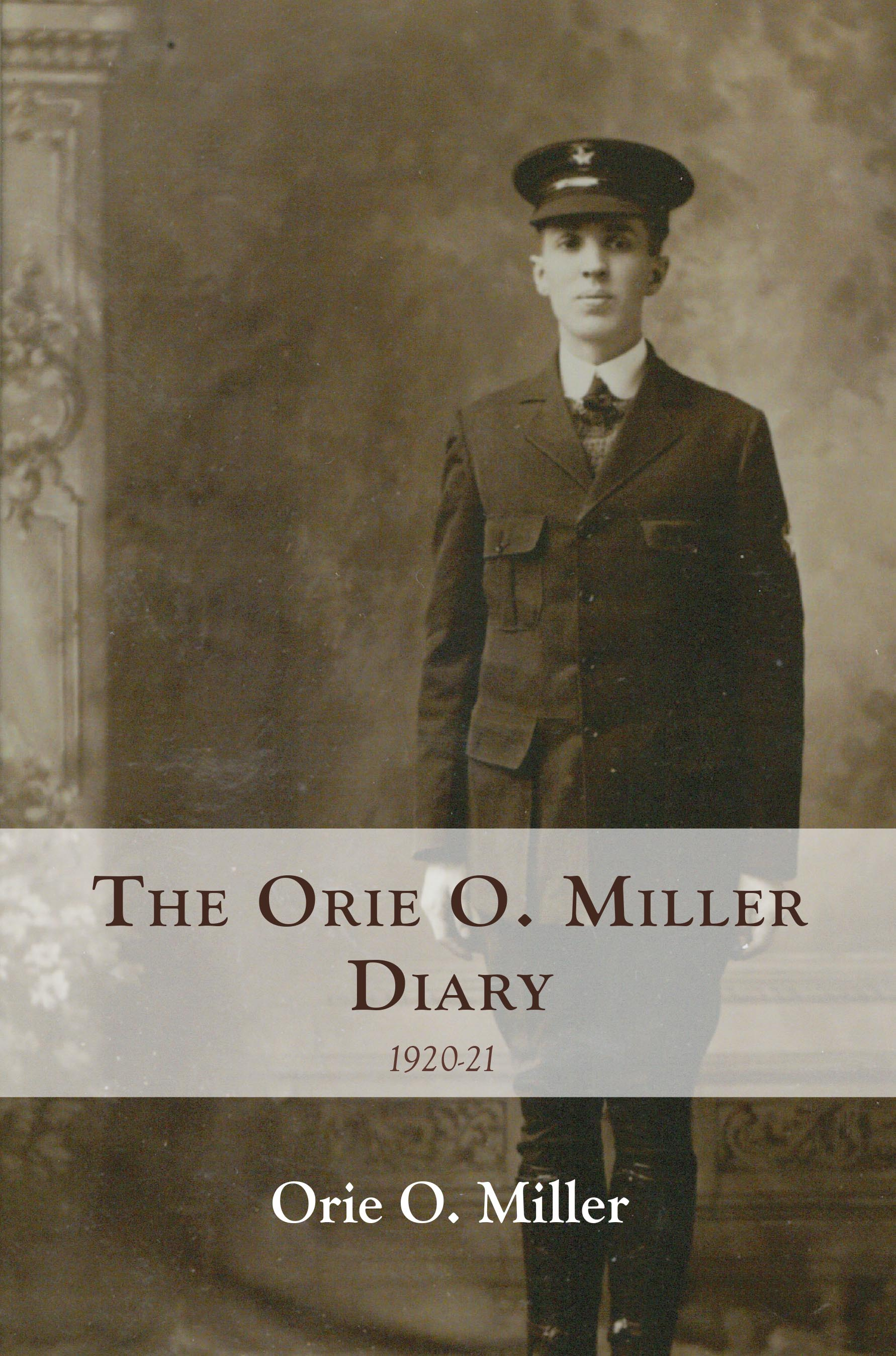The Orie O. Miller Diary, 1920-21