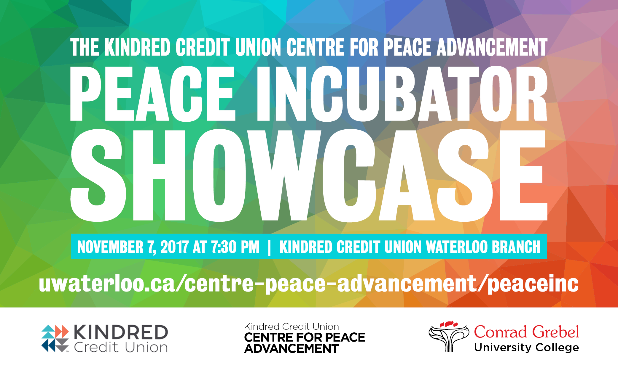 Peace Incubator Showcase